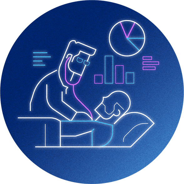 Data-driven healthcare